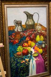 Незаконченная работа Рустема Хузина. 23 февраля 2013