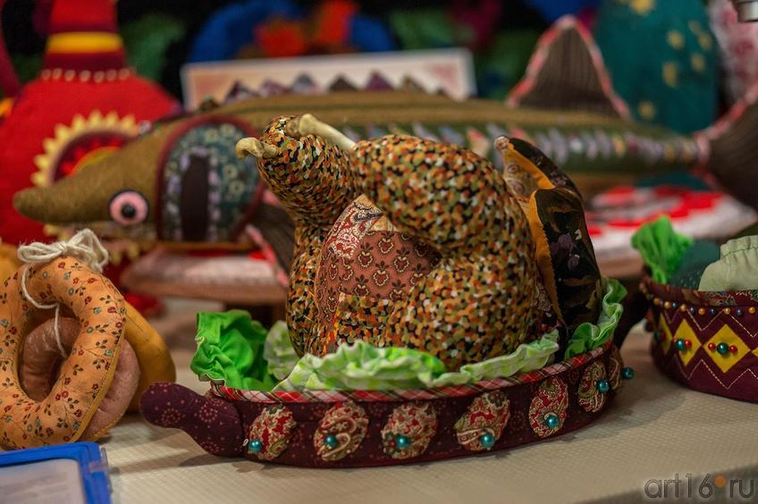Главатских Марина. Коллекция ʺРусский пирʺ::Арт-галерея 2013, на Казанской ярмарке ( ч.2)