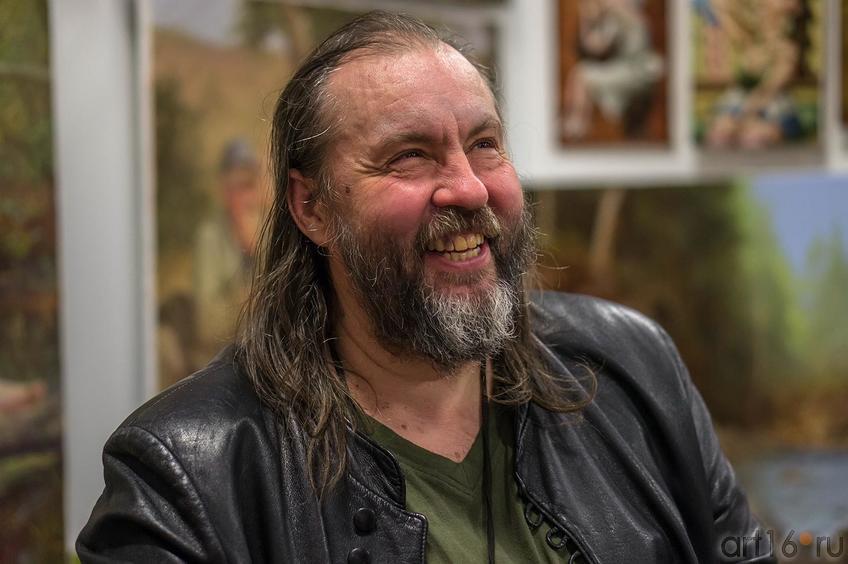 Александр Бусыгин::Арт-галерея 2013, на Казанской ярмарке ( ч.2)