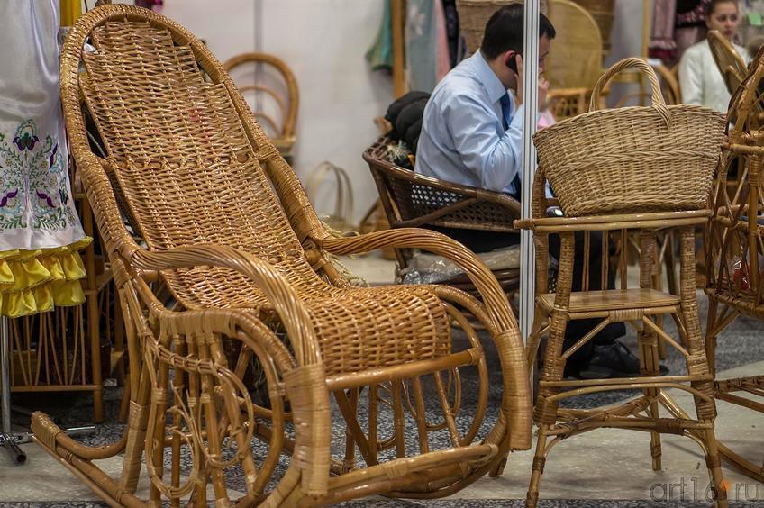 Фото №141015. Плетеная мебель