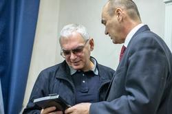 Карен Шахназаров, пресс-конф. в МК РТ