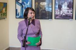Наиля Аскарова, зав. Музеем Мазитова