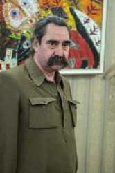 Виктор Евгеньевич Тимофеев, художник, Казань 2013