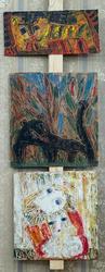 Бородатые лица зверей /Осень прохладное утро /Николай Клюев. Певец олонецкой избы