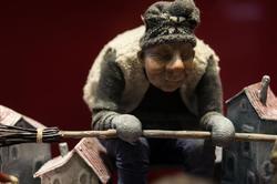 Шамова Надежда, г. Пермь, «Декабрь. Морозный город»