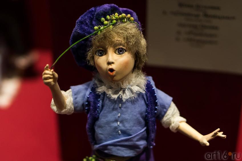 Кербиль Наталья, Пермь. ʺДо-ми-солькаʺ::Выставка-фестиваль авторской игрушки