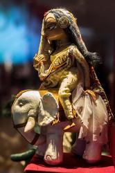 Кукла ''Индианка Хинди'' автор-Екатерина Спиридонова