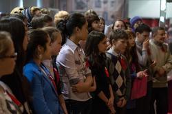 Открытие выставки ''Зазеркалье''