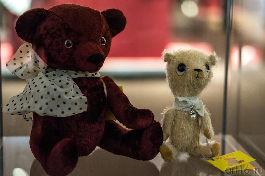Сестры Бухараевы (Москва). Мишки-Тедди::Выставка-фестиваль авторской игрушки