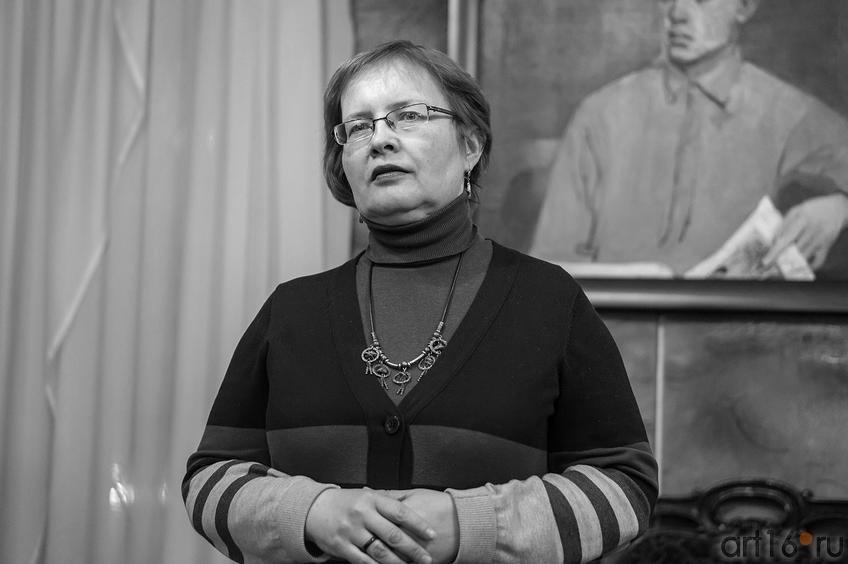 Светлана Фомина::Творческий вечер Наили Ахуновой