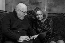 Борис Вайнер, Ольга Ломовцева