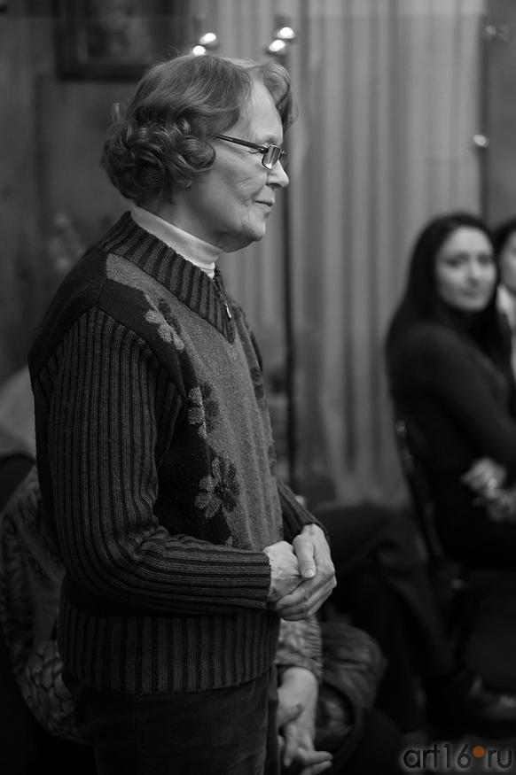 Гульшат Амирова, дочь Мирсая Амира::Творческий вечер Наили Ахуновой