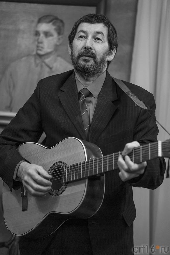 Александр Тарвердян, бард::Творческий вечер Наили Ахуновой