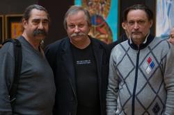 Виктор Тимофеев, Константин Худяков, Александр Артамонов