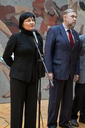 Розалия Нургалеева, Сергей Горяев