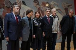 С.Горяев, А.Суховецкий, Е.Некрасова, Н.Валеев, З.Гимаев, К.Худяков