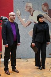 Церемония открытия. .... , Р. Нургалеева
