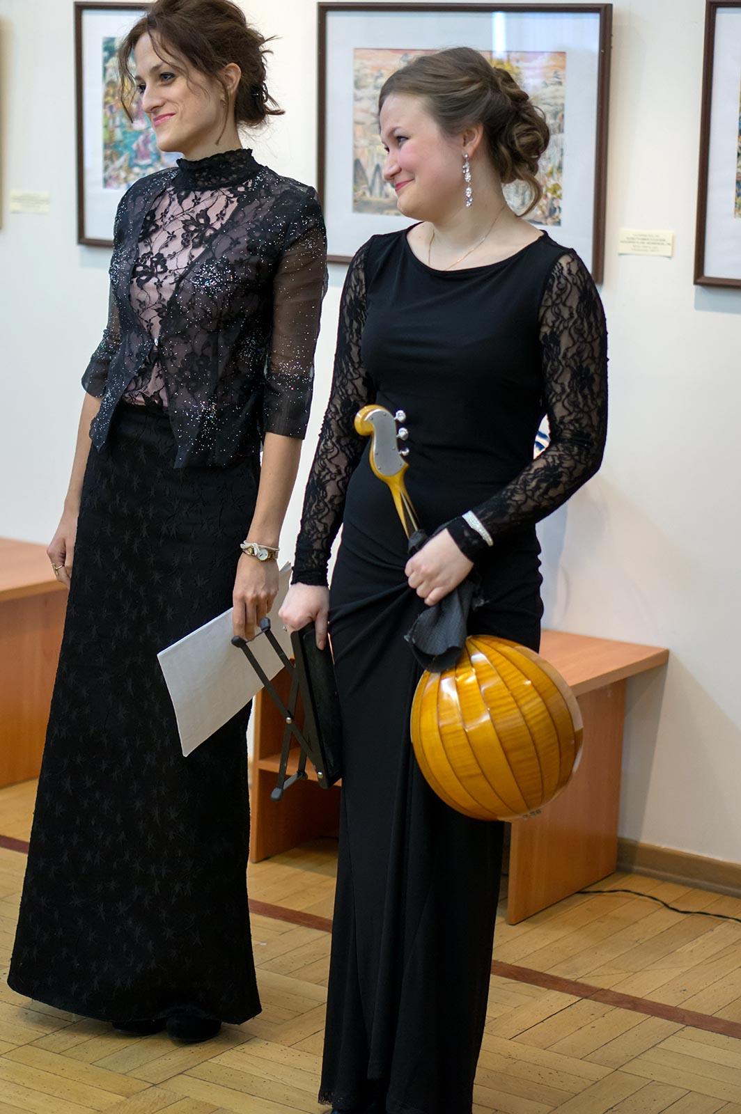 Фото №144006. Наталья Железных, Рамзия Ахтямова