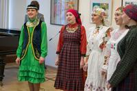 Фольклорный ансамбль Казанской государственной консерватории им. Н.Жиганова
