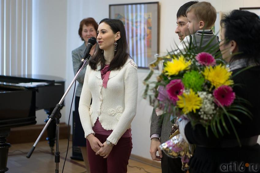 Фото №144054. Айгуль , Аяз, Айрат и Фарида Шагимардановна Хасьяновы