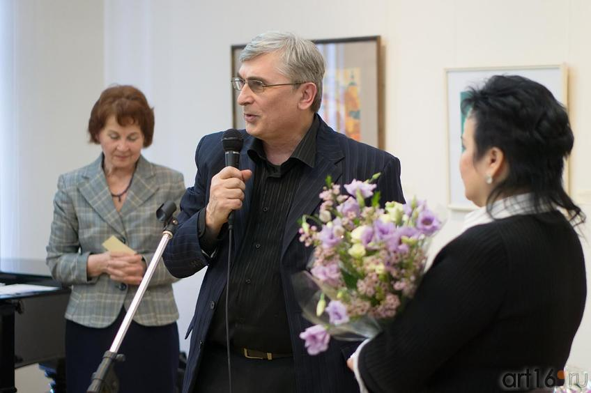 Фото №144096. Г.Рамазанова, И.Самакаев, Ф.Хасьянова