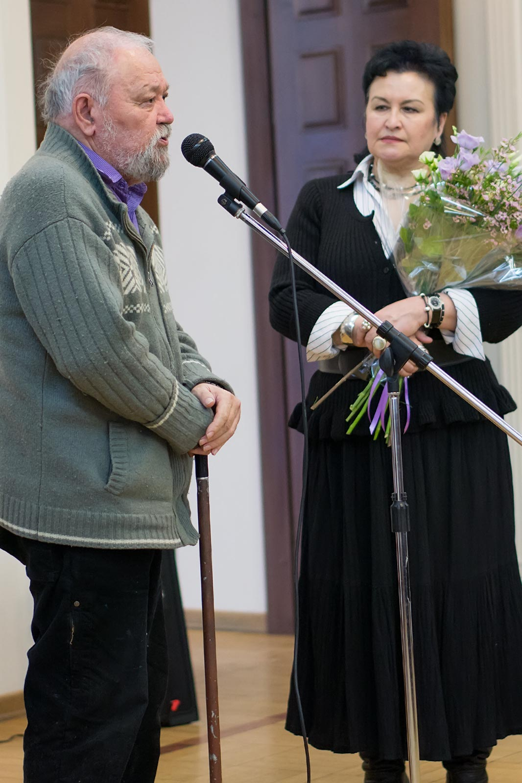 Фото №144114. Абрек Абзгильдин, Фарида Хасьянова