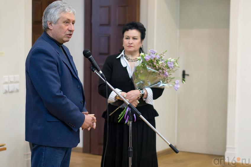 Фото №144120. Григорий Эйдинов, Фарида Хасьянова