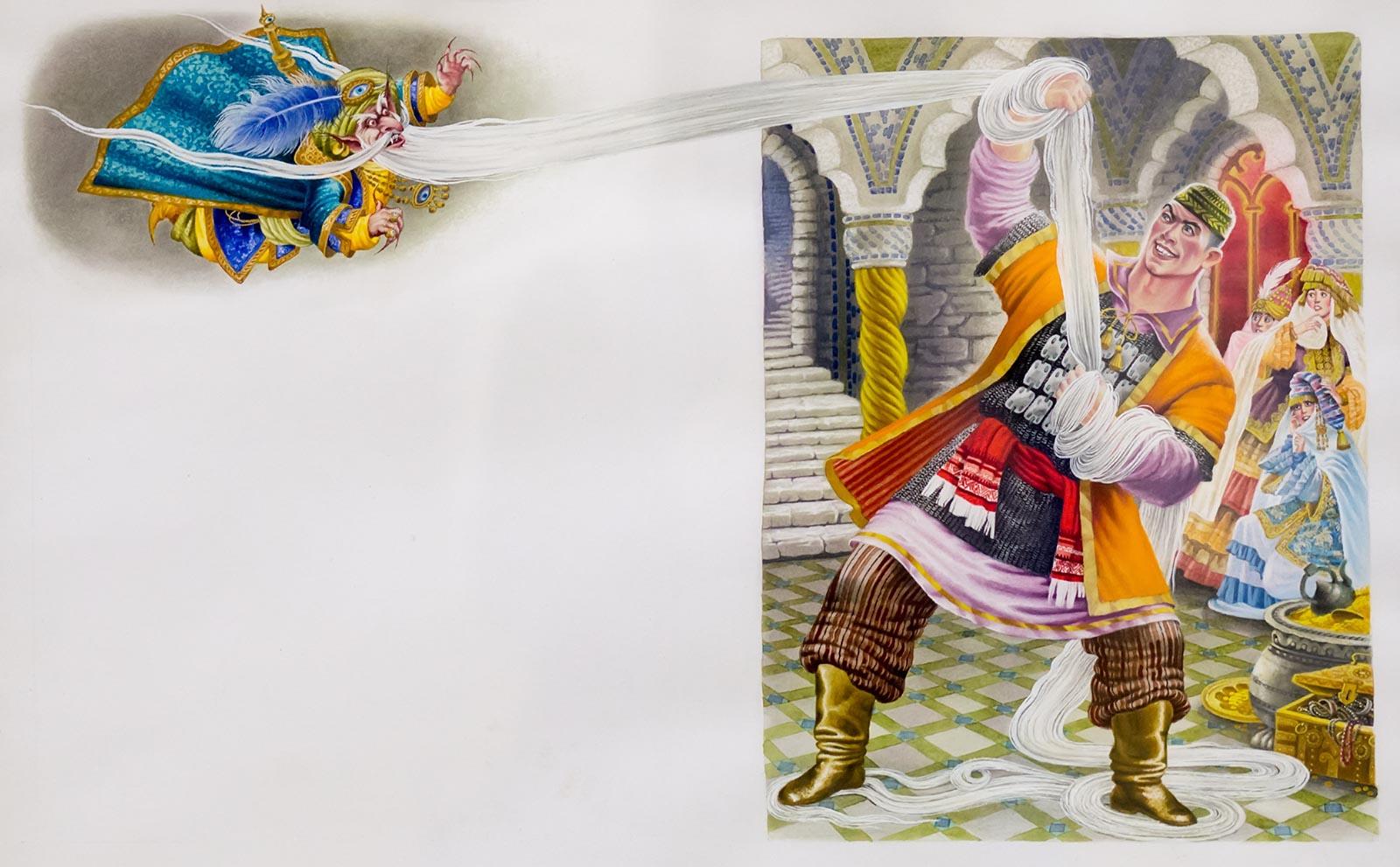 Картинки с татарскими народными сказками
