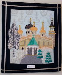 Картина «Зима православная»