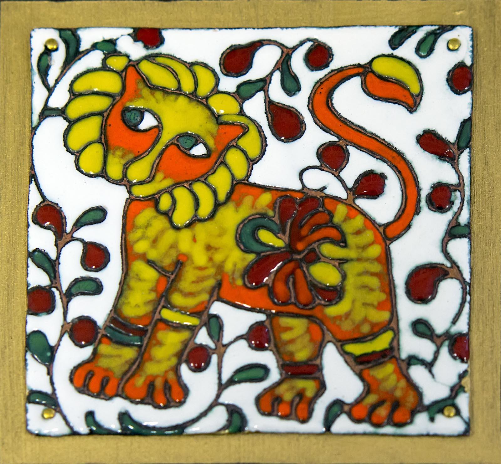 Фото №144882. Древний лев, 2011