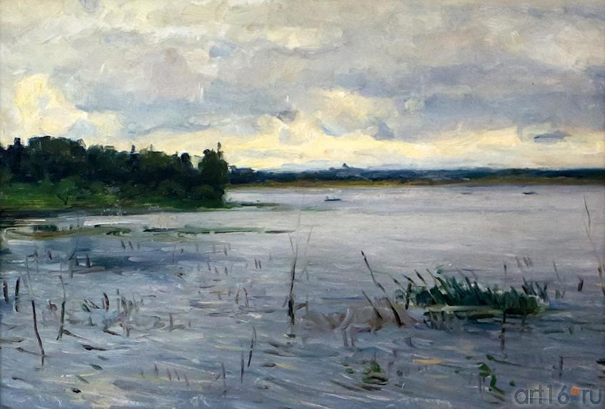 ЗАЛИВ. 1956::Андрей Лаврентьевич Прокопьев. Выставка, посвященная 90-летию со дня рождения