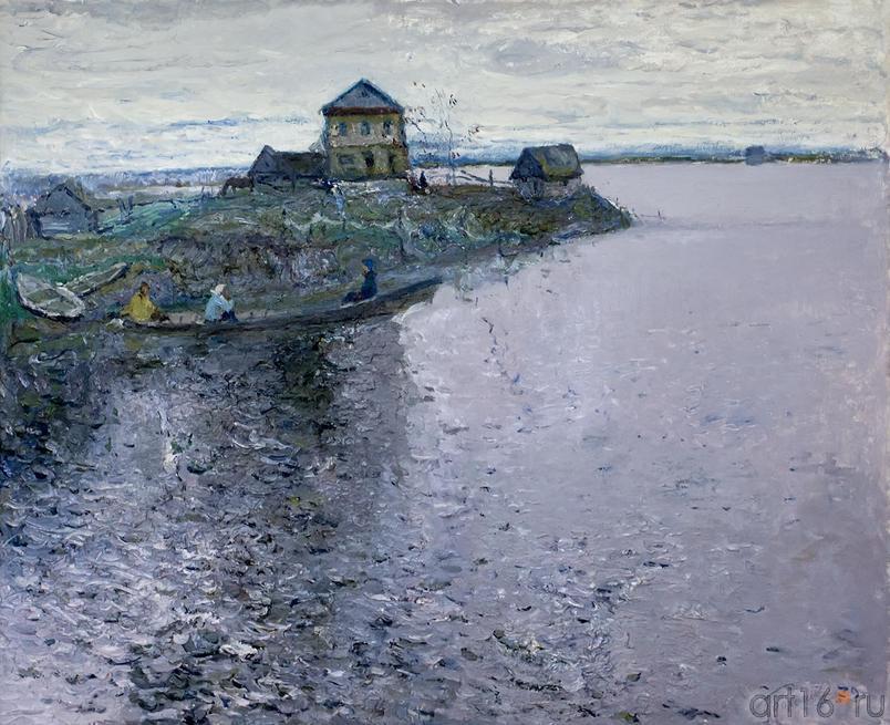СЕРЕБРЯНЫЙ ДЕНЬ. 1979::Андрей Лаврентьевич Прокопьев. Выставка, посвященная 90-летию со дня рождения