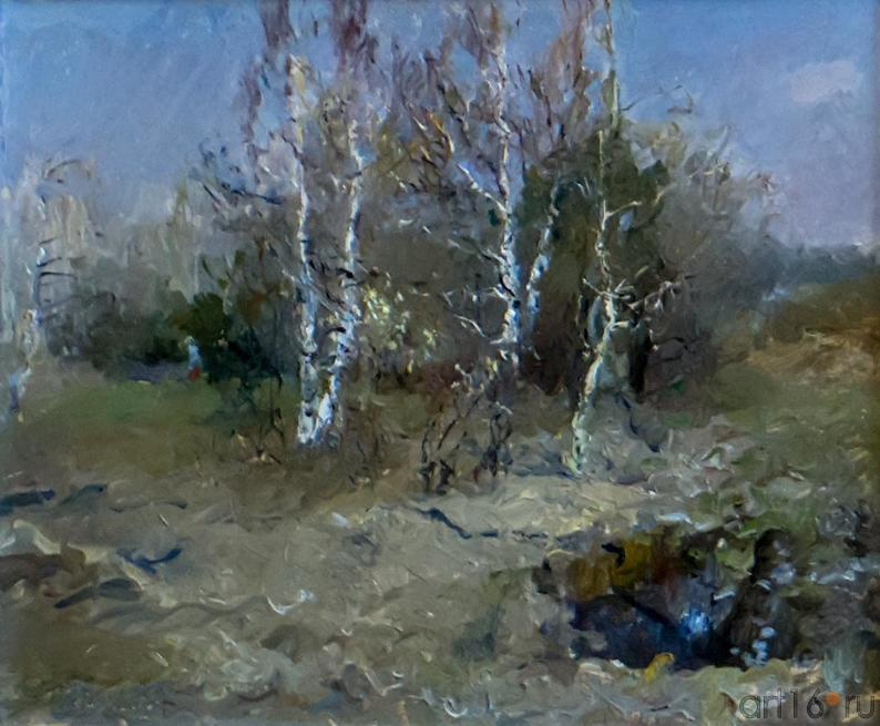 АПРЕЛЬ. 1990::Андрей Лаврентьевич Прокопьев. Выставка, посвященная 90-летию со дня рождения