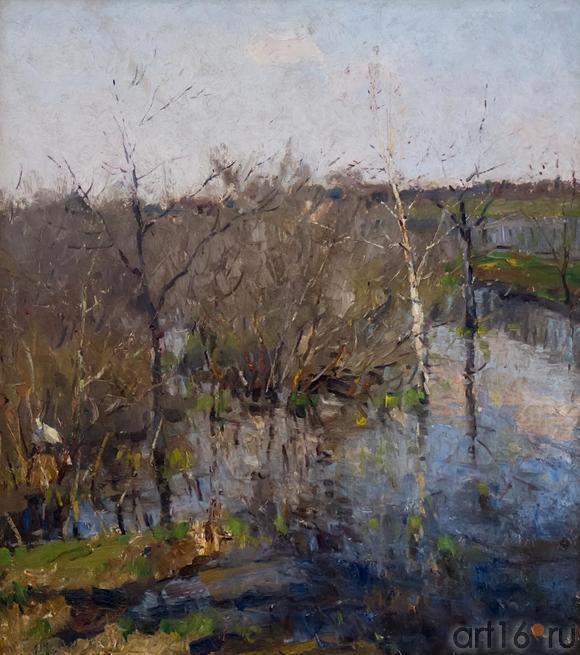В РАЗЛИВ. 1959::Андрей Лаврентьевич Прокопьев. Выставка, посвященная 90-летию со дня рождения