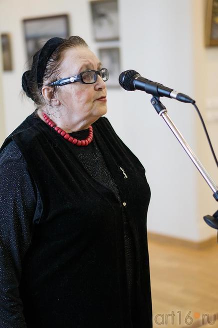 Дина Каримовна Валеева - кандидат искусствоведения::Андрей Лаврентьевич Прокопьев. Выставка, посвященная 90-летию со дня рождения