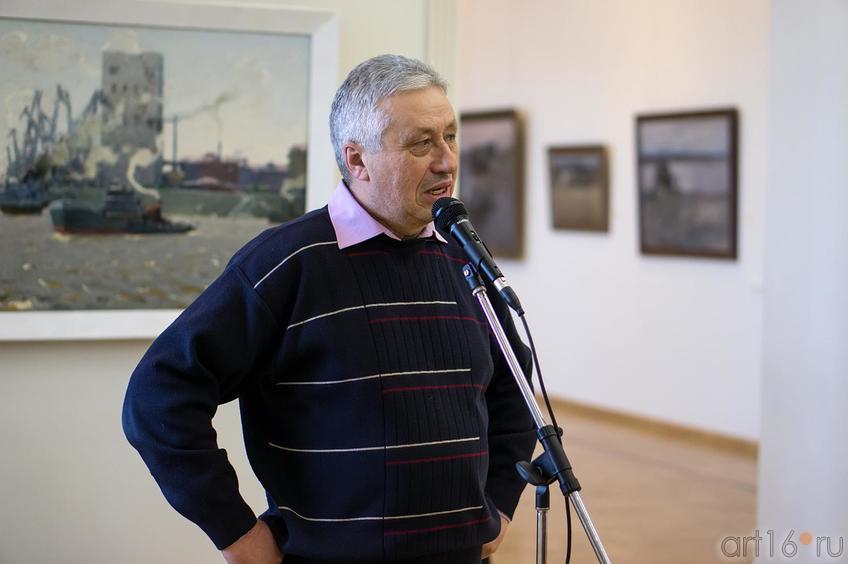 Эйдинов Григорий Львович, художник::Андрей Лаврентьевич Прокопьев. Выставка, посвященная 90-летию со дня рождения