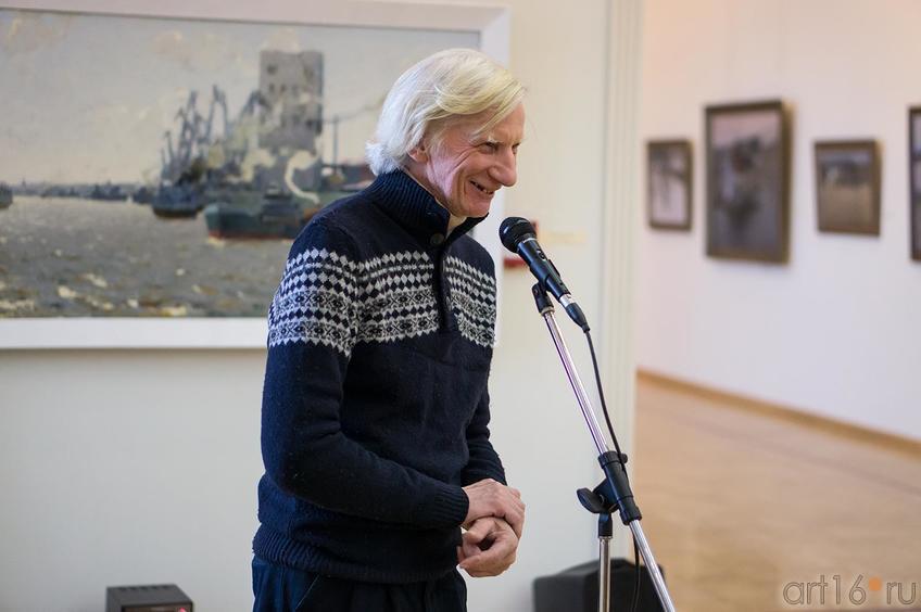 Иншаков Александр Федорович,  художник::Андрей Лаврентьевич Прокопьев. Выставка, посвященная 90-летию со дня рождения