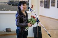 На открытии выставки Прокопьева А.Л. , март 2013