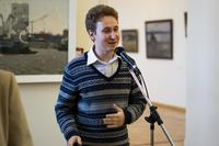 Андрей Минаев - ст.научный сотрудник ГМИИ РТ