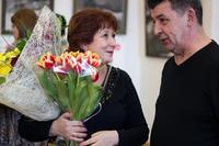 Вера Андреевна Прокопьева, Рашит Хамисович Газеев