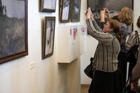 Знакомство с экспозицией выставки А.Л.Прокопьева