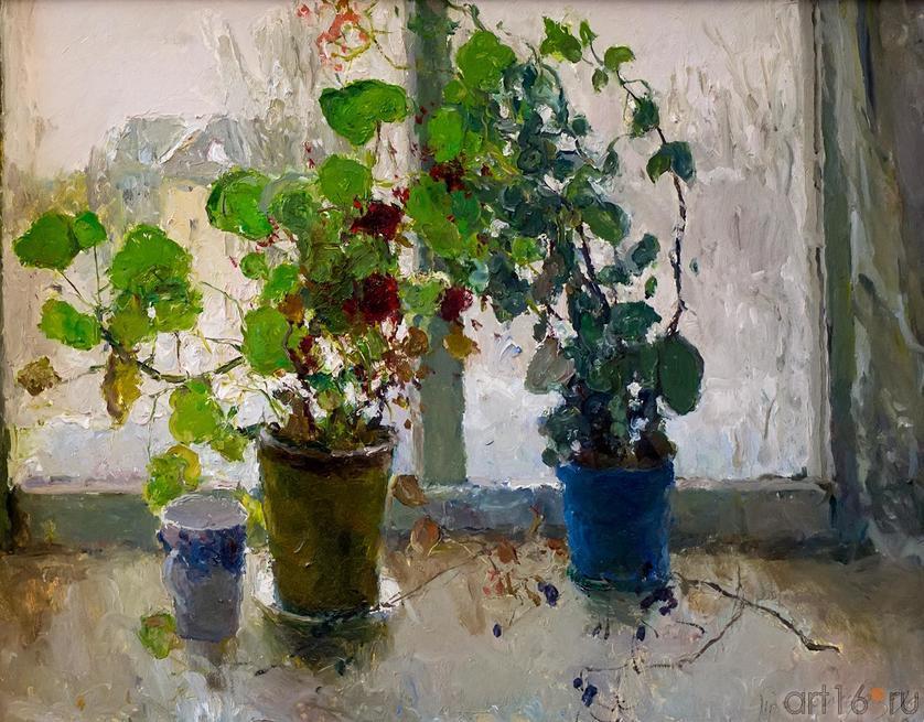 ГЕРАНЬ. 1990::Андрей Лаврентьевич Прокопьев. Выставка, посвященная 90-летию со дня рождения