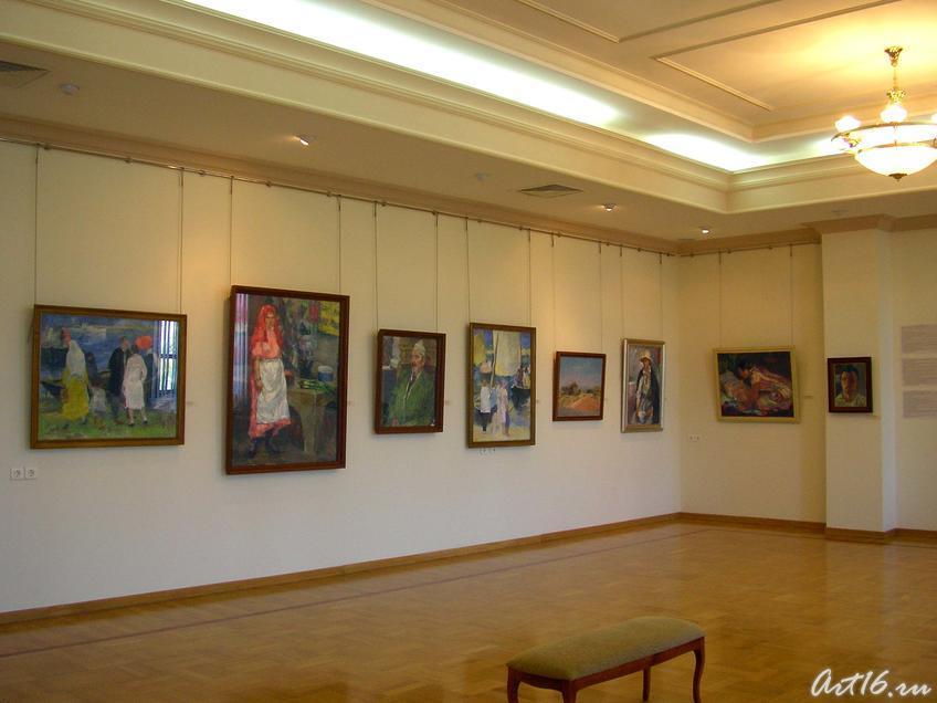 Фото №14654. Выставочный зал НХГ «Хазинэ»