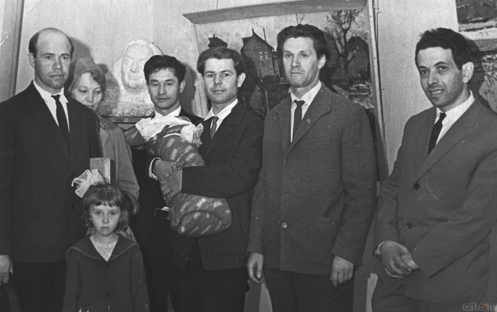 выставка к 40 лет.::Прокопьев. Архивные фото