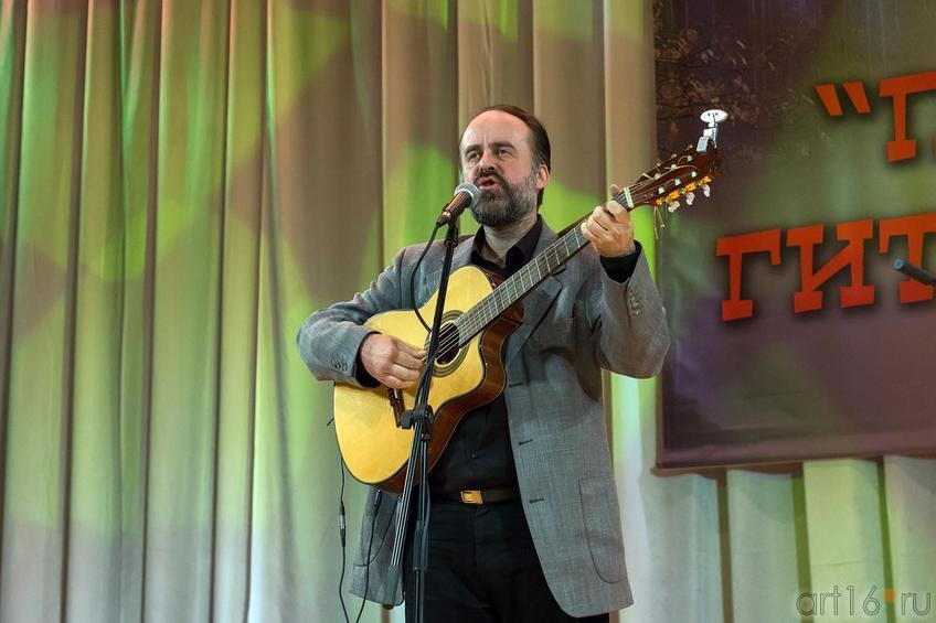 Фото №146928. Алексей Гомазков - член жюри фестиваля