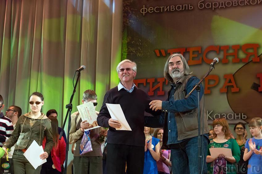 Фото №147132. Алекандр Николаевич Додосов - рук. анс.''Витаминки'', г.Ульяновск - почетные гости фестиваля.