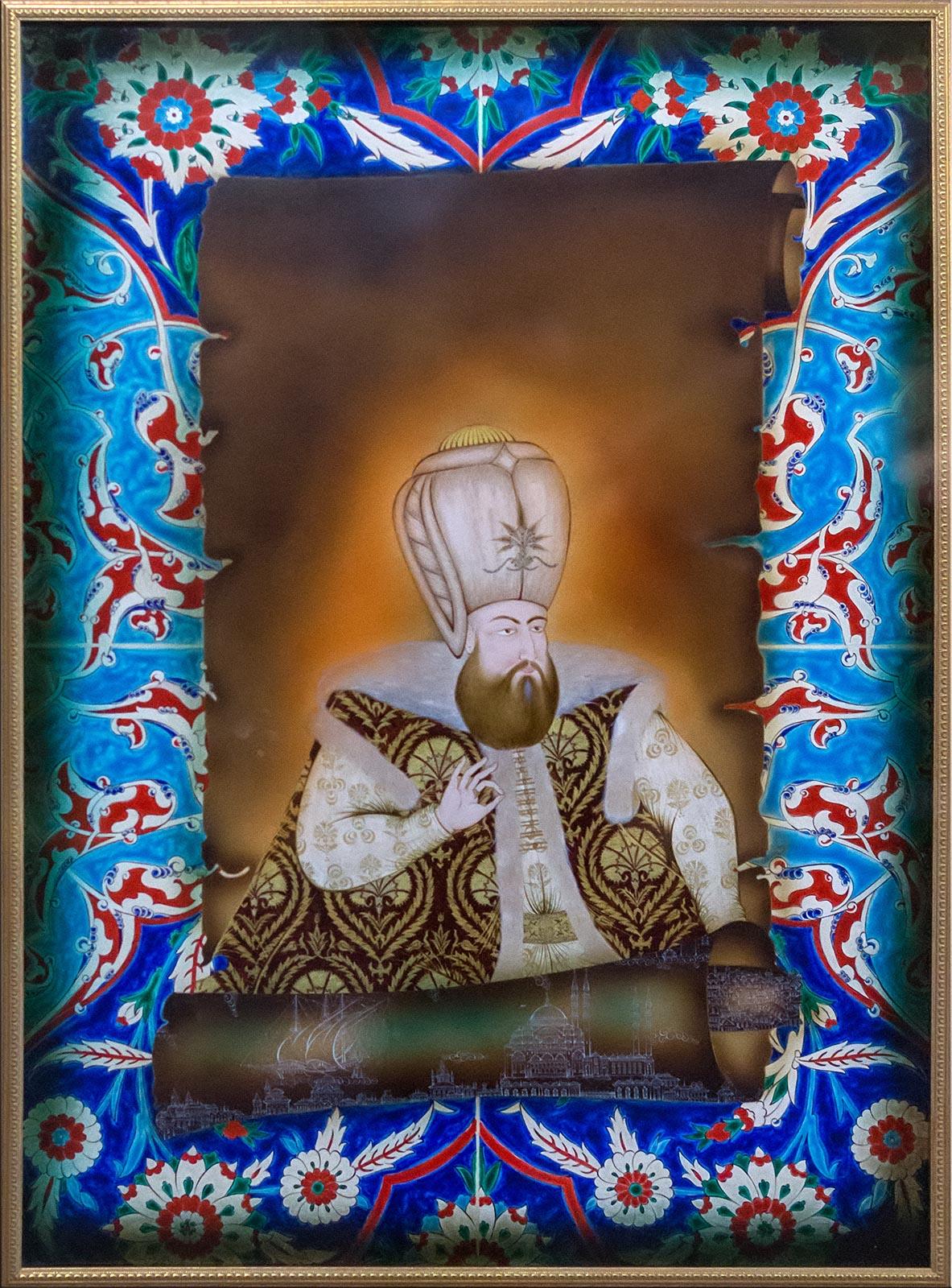 Фото №147527. Султан Сулейман Законодатель. Танер Алакуш