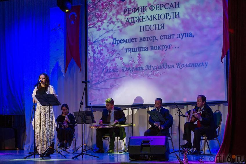 Фото №147832. Хор классической турецкой музыки при Президенте Турции