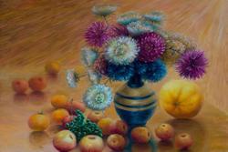 Танец цветов. Выставка