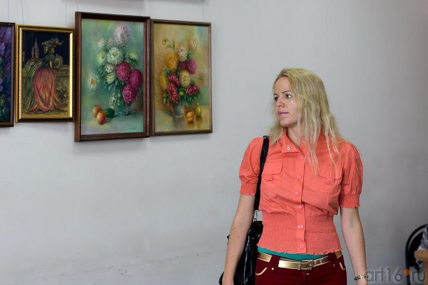 Специалист по Фен-шую Майя::Танец цветов. Выставка